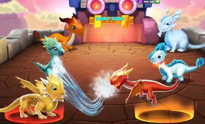 龙的狂热传说预览视频 如何玩龙的狂热传说