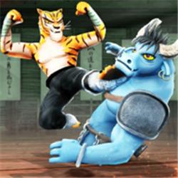 Kungfu Animals